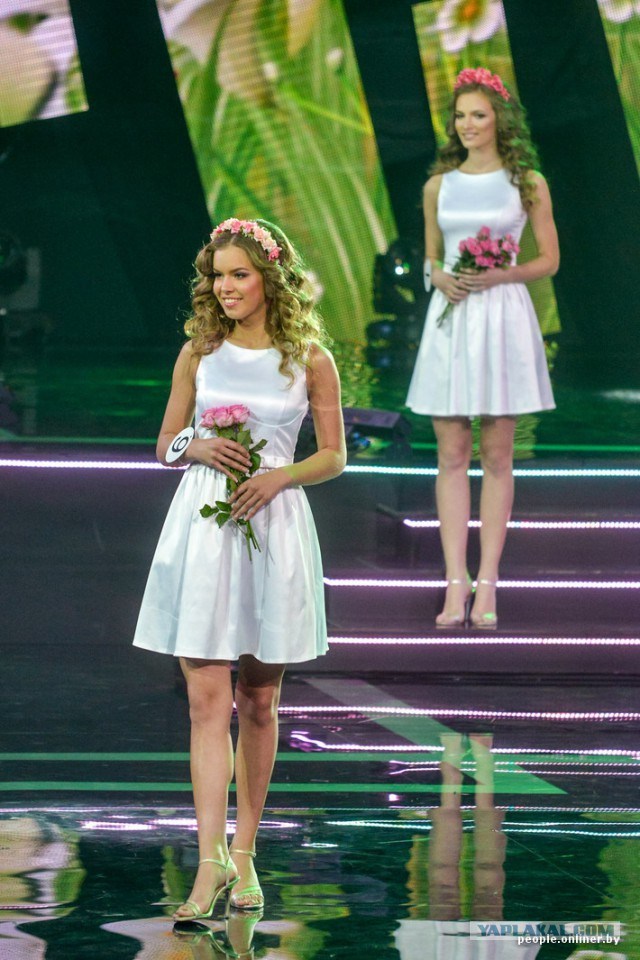 «Мисс Беларусь — 2014»: как выбирали красавицу