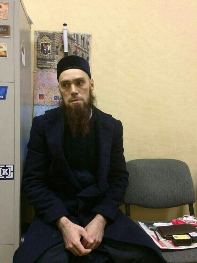 Ильяс Никитин, заподозренный в теракте в петербургском метро, похвалил спецслужбы