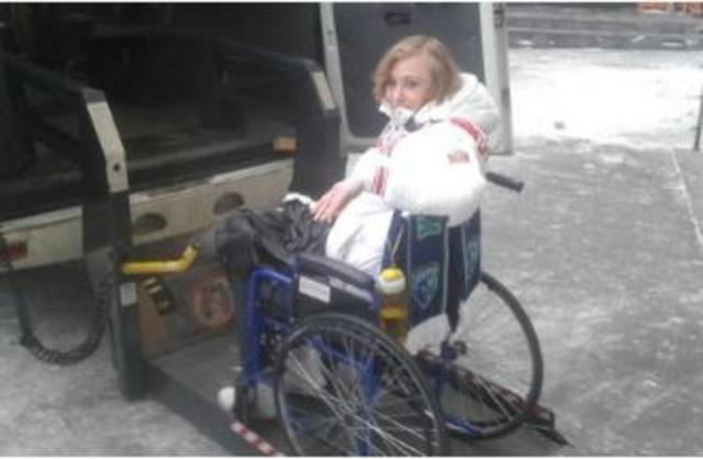 В ХМАО кондуктор высадила инвалида-колясочницу на мороз. Женщина оказалась в больнице.