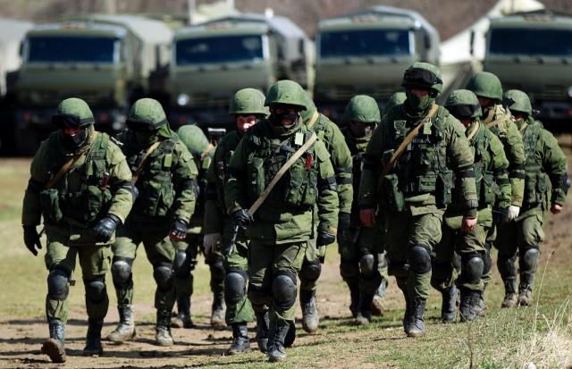 Российские солдаты и наемники прибывают в ЦАР