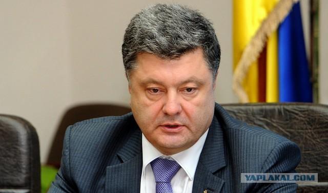 Порошенко: в случае моей победы Украина вступит в