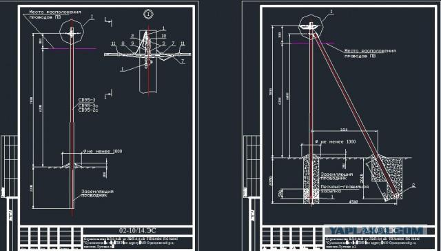 Предлагаю услуги по проектированию Линий электропередач 0,4 кВ, 10 кВ.