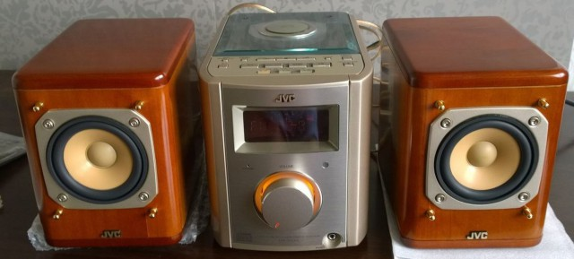 Куплю неисправный микро центр JVC UX-7000