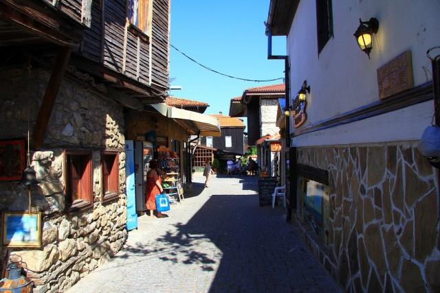 Как я провёл это лето или отдых в Болгарии. Солнечный берег и Несебр.