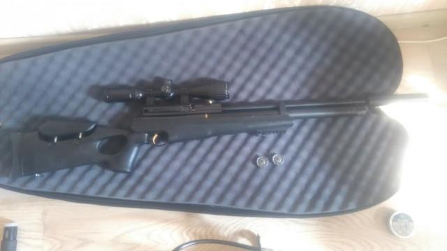 Продам пневматическую винтовку PCP Hatsan AT 44-10