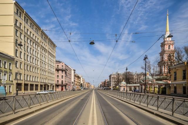 Немного фактов о Санкт-Петербурге