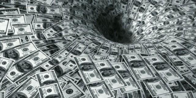 Чистый отток капитала из России в январе составил $10,4 млрд