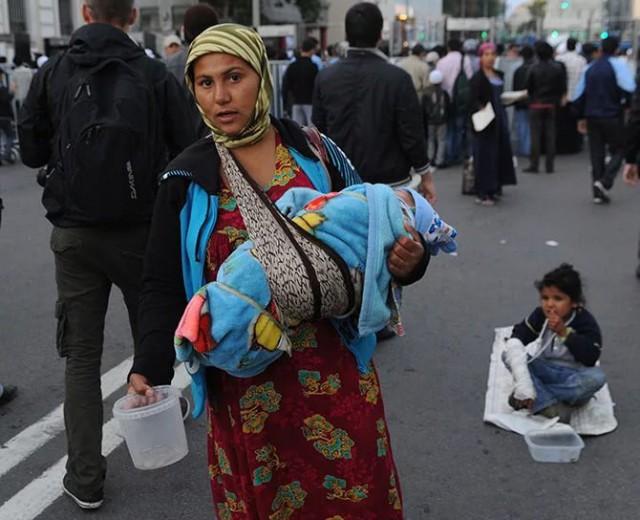 В Туле приступили к окончательному решению цыганского вопроса