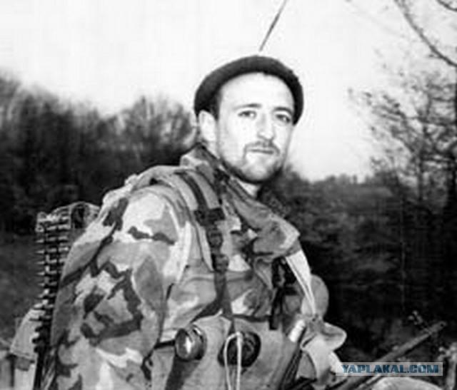 Герой России Андрей Туркин.