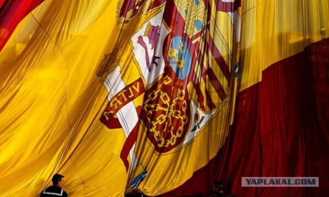 Испанские власти заморозили счета россиян