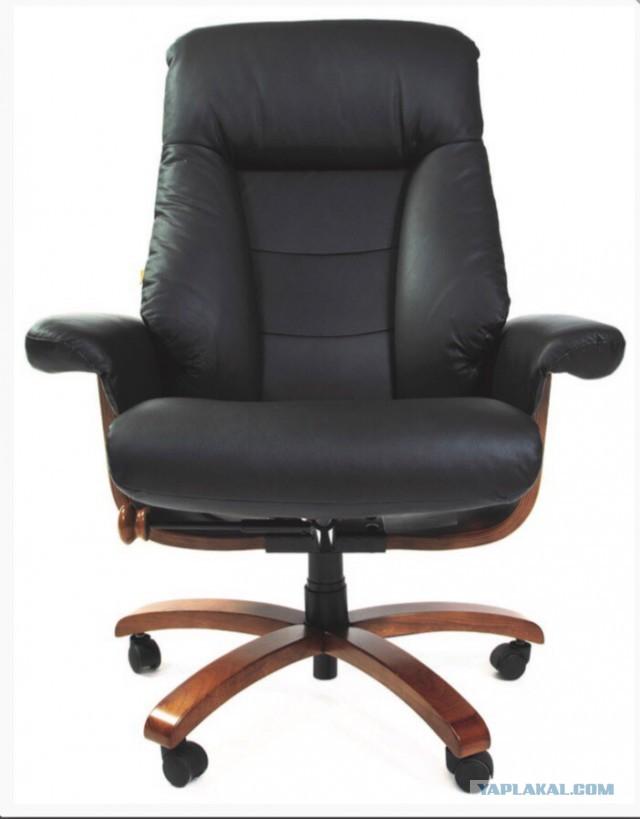 Продам Кресло руководителя и Офисное кресло.