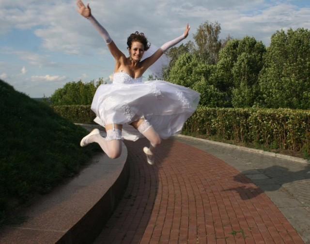 Моя невеста, ты моя невеста... +18