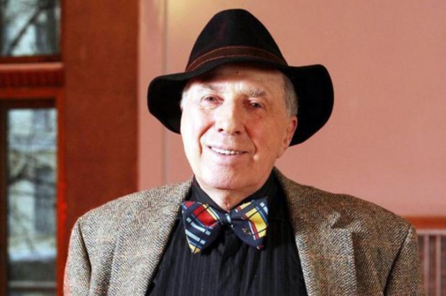 Умер актер Сергей Юрский. Народному артисту РСФСР было 83 года