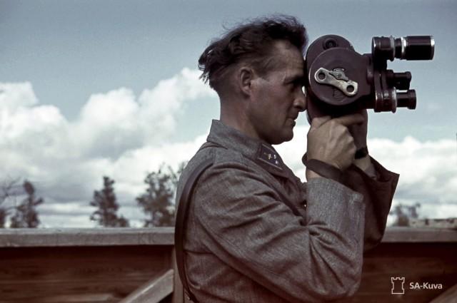 Финский военный фотоархив