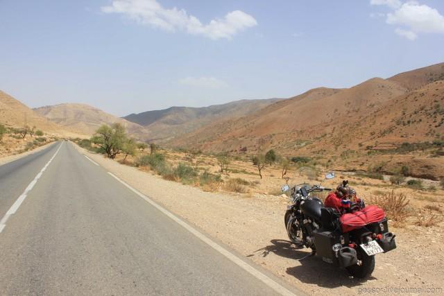 На мотоцикле в Португалию через Марокко. 17 876км!