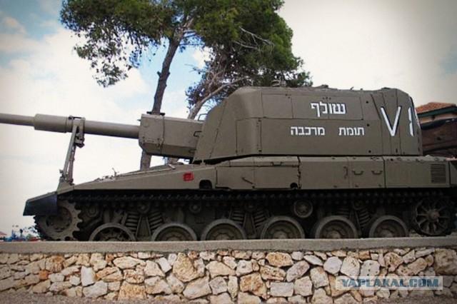 15 фактов о танке «Меркава»