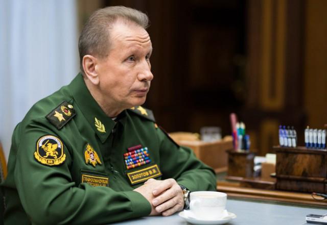Главой Росгвардии занялся главный военный прокурор