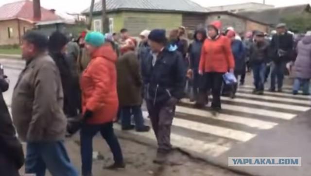 «Нам нечего есть»: приграничная украинская Шостка взбунтовалась