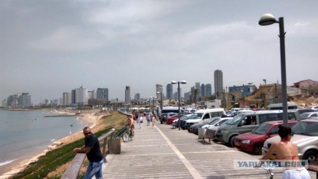 Первая поездка в Израиль
