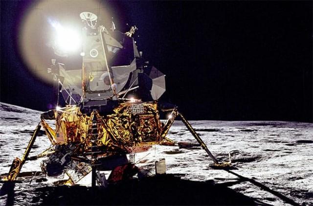 Посадка Аполлона – 14 на Луну. Забытые фотографи