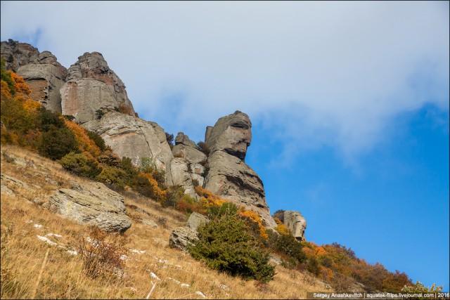 То, ради чего осенью стоит ехать в Крым