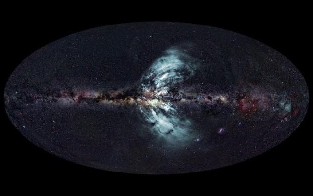 Ученые зафиксировали второй повторяющийся радиосигнал с необычной природой за пределами Млечного пути