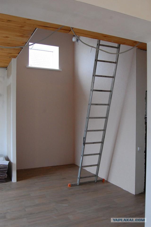 Как мы делаем лестницы