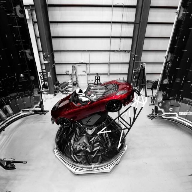 Скоро к Марсу отправится Falcon Heavy