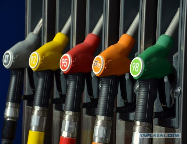 Депутаты придумали новый акциз для бензина и солярки