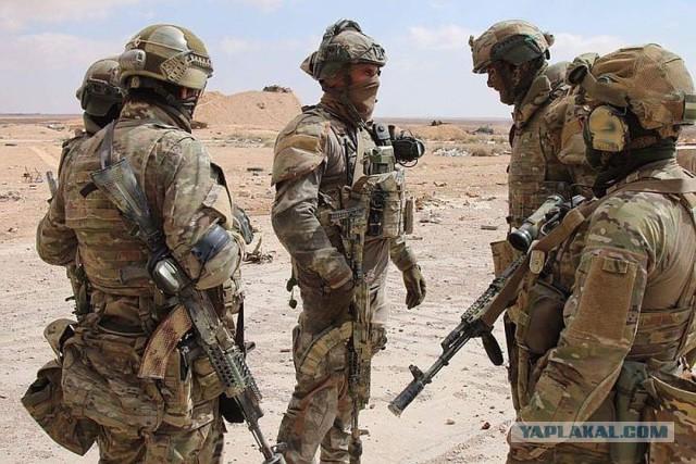 Генштаб ВС РФ: Наступление боевиков в Идлибе инициировали спецслужбы США