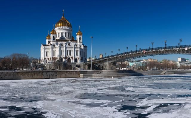 У храма Христа Спасителя появится 4-метровый памятник патриарху Кириллу