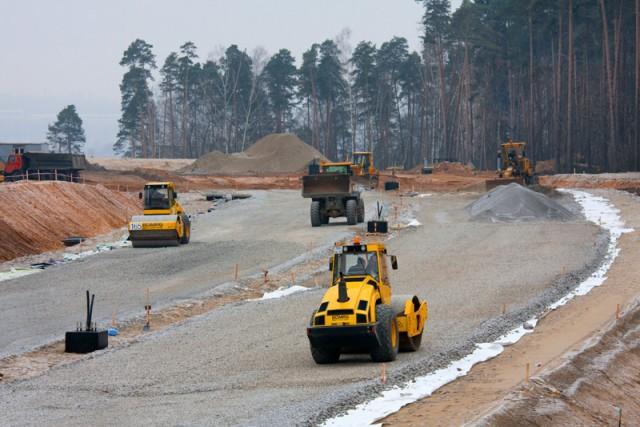 Как строят дороги в России?