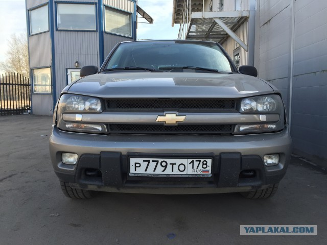 Продам Chevrolet Trailblazer 2005 гв
