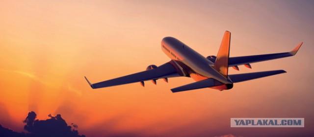 Что лежит в сумке пилота пассажирского самолёта
