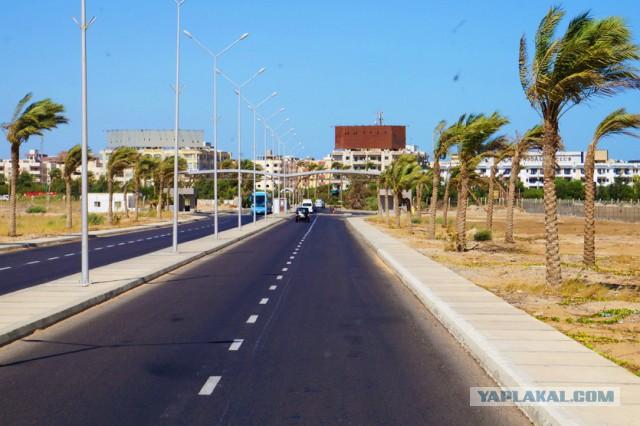"""Поездка в Египет, отель """"Sindbad Aqua Hotel 4*""""."""
