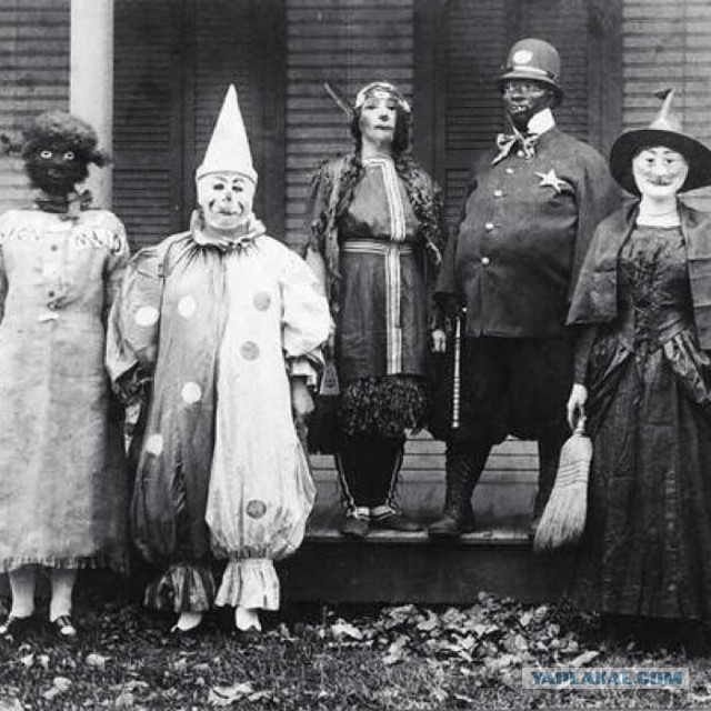 Фото прошлого века