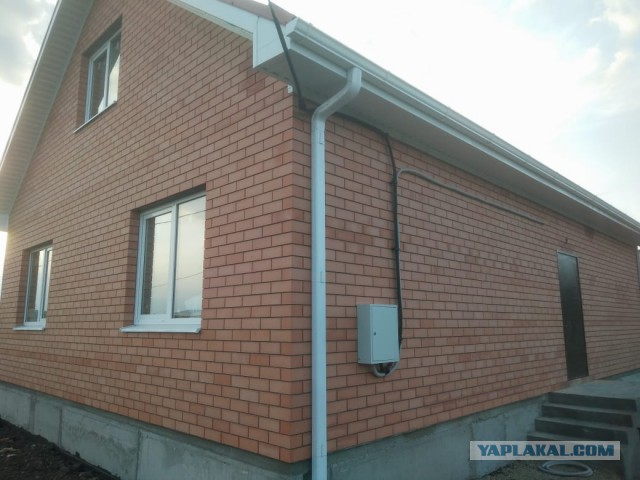 Продаю новый дом в г. Краснодаре. ИЖС. 105 м2