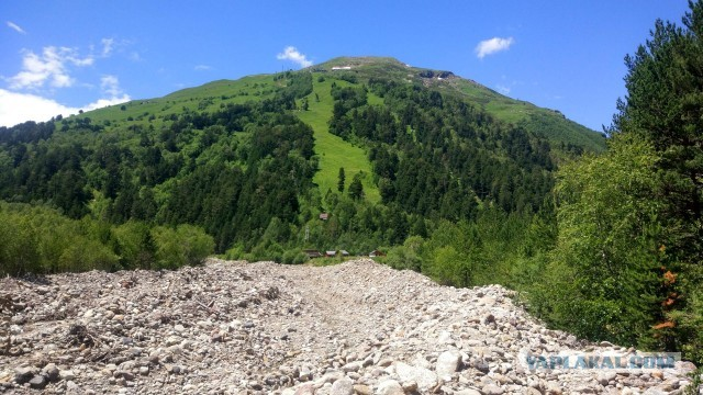 Эльбрус. Подъем на высоту 5642