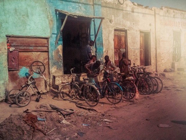 Так ли опасно в Сомали? Проверено на себе...