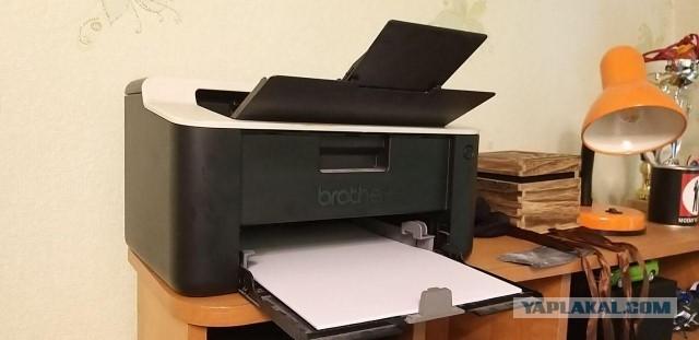 Продам лазерный принтер Brother HL-1112R