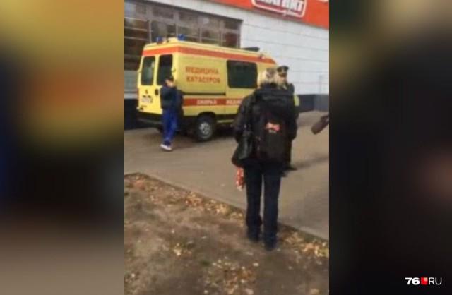«Всех взорву на...й!» В Ярославле дедушка захватил пенсионный фонд