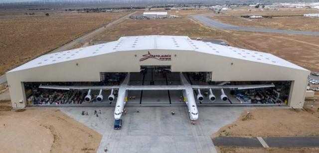 Самый большой в мире самолет