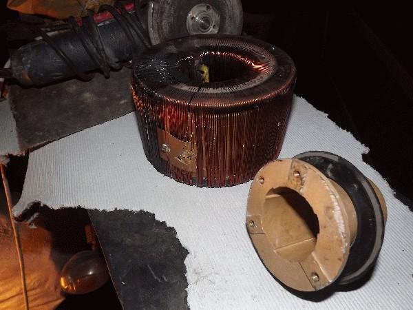 Как сделать мощный электромагнит на 12 вольт