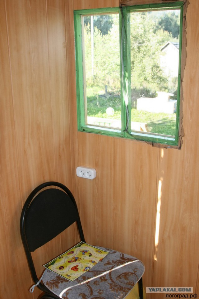 Дачный домик для детей.