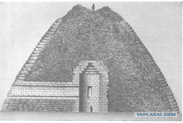 Древнейшие в России памятники архитектуры - 3 (сокрытие фактов)