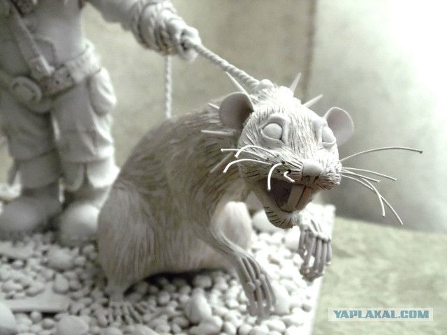 Гном крысовод