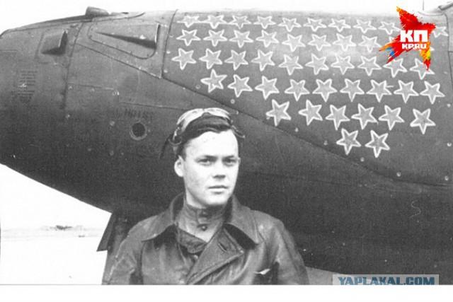 Легендарного летчика Речкалова взяли в пилоты