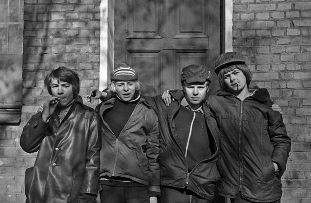 СССР 70-х на любительских снимках