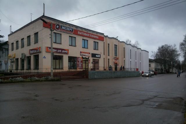 Провинциальная Россия. Демянск