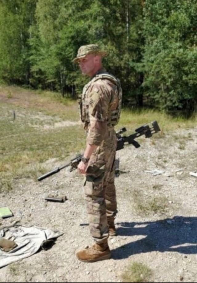 Россиянин в армии США